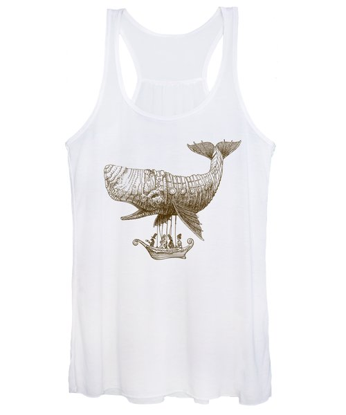 Tea At Two Thousand Feet Women's Tank Top