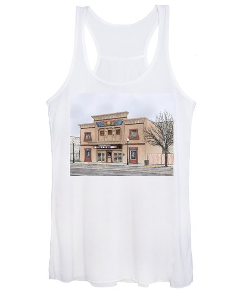 The Egyptian Theatre Women's Tank Top