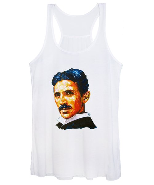 The Great Inventor Women's Tank Top