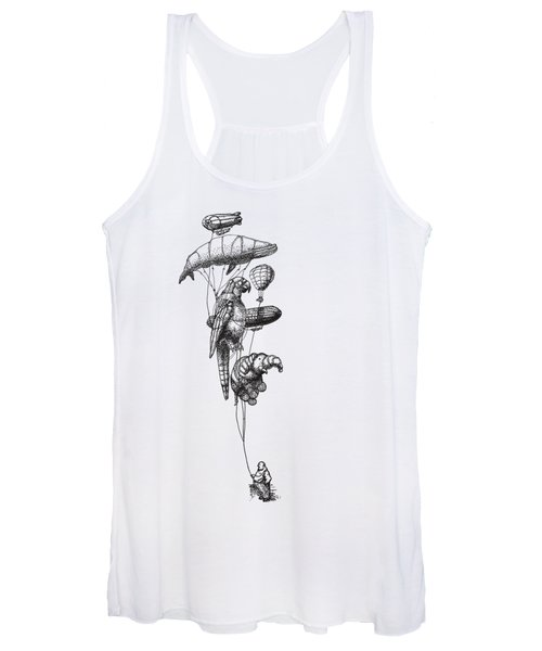 The Helium Menagerie Women's Tank Top