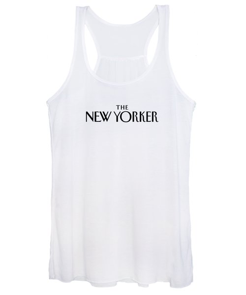 The New Yorker Logo Women's Tank Top