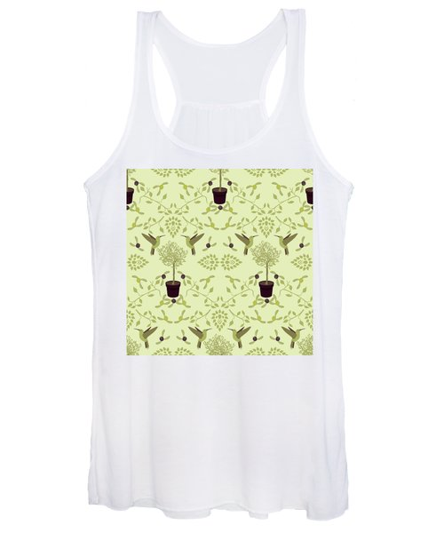 The Olive Tree Women's Tank Top