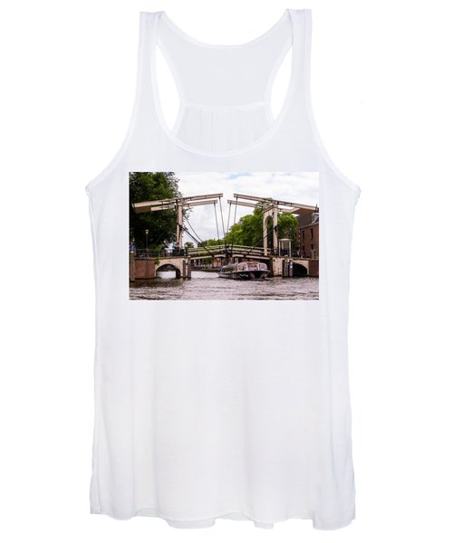 The Skinny Bridge Amsterdam Women's Tank Top