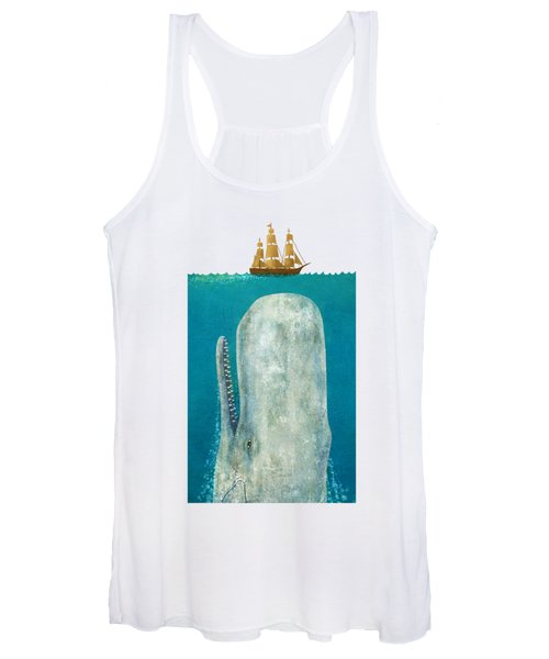The Whale  Women's Tank Top