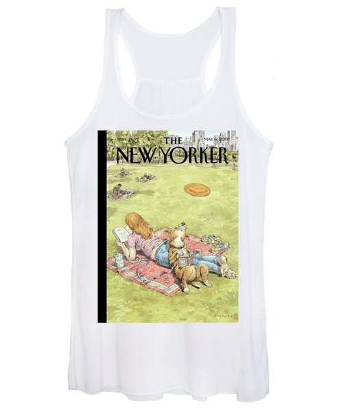 To Fetch Or Not To Fetch Women's Tank Top