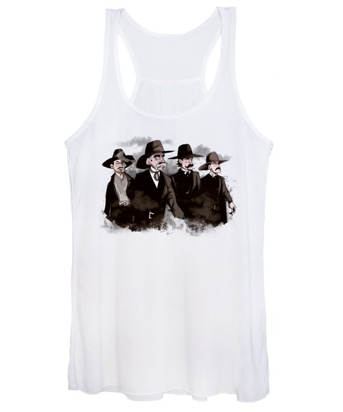 Tombstone Women's Tank Top