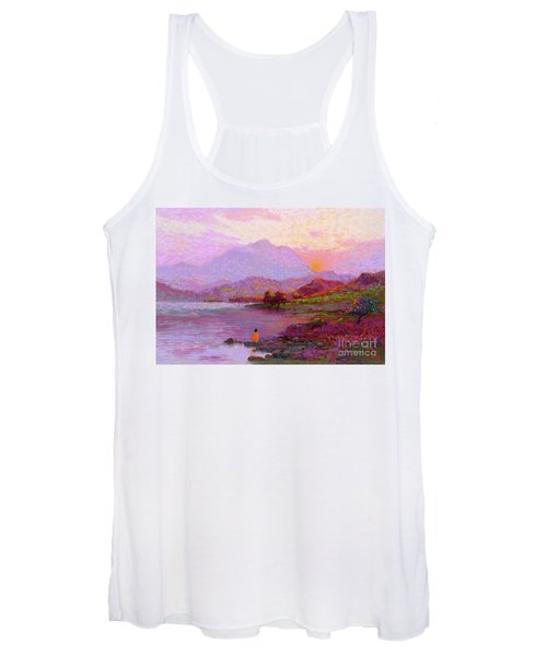 Tranquil Mind Women's Tank Top
