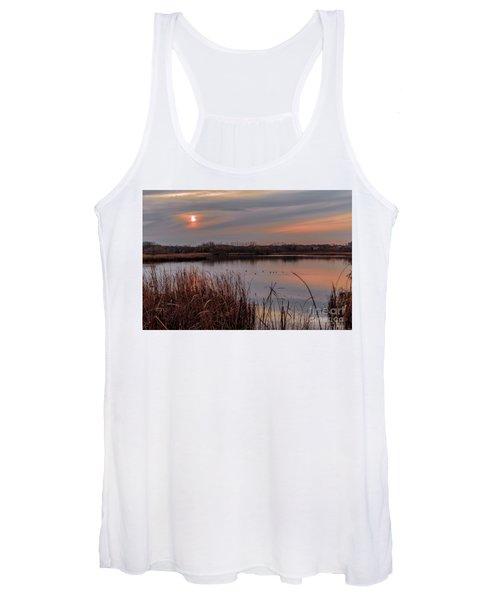 Tranquil Sunset Women's Tank Top