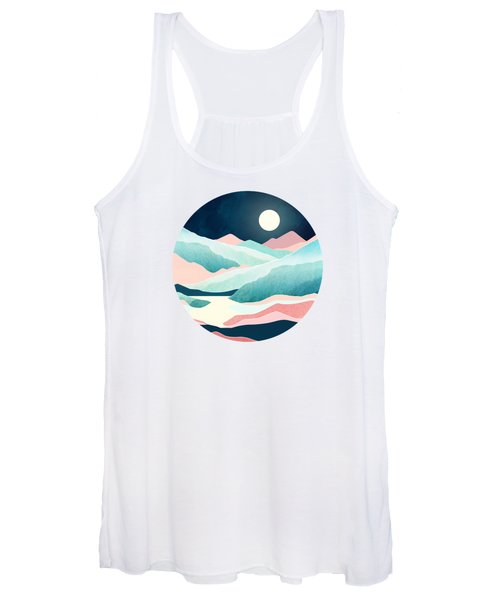 Tranquil Vista Women's Tank Top