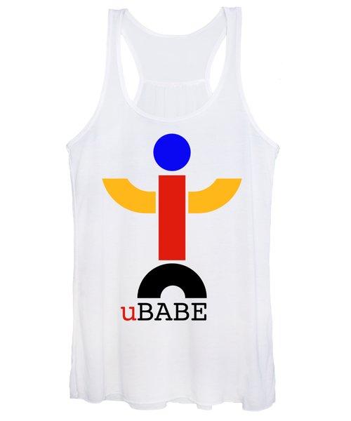 uBABE Boy Women's Tank Top