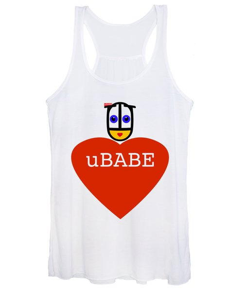 uBABE Love Women's Tank Top