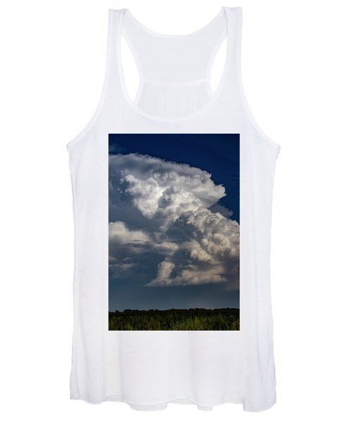 Updrafts And Anvil 008 Women's Tank Top