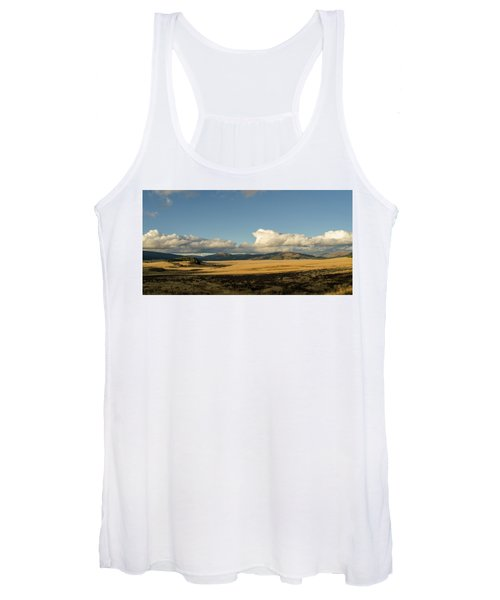 Valles Caldera National Preserve II Women's Tank Top