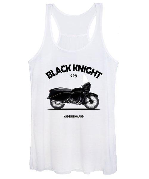 Vincent Black Knight 1955 Women's Tank Top