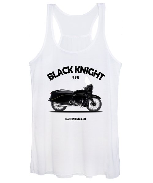 Vincent Black Knight 1955 Women's Tank Top