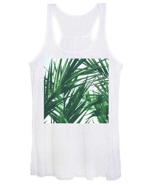 Vintage Palms IIi Women's Tank Top