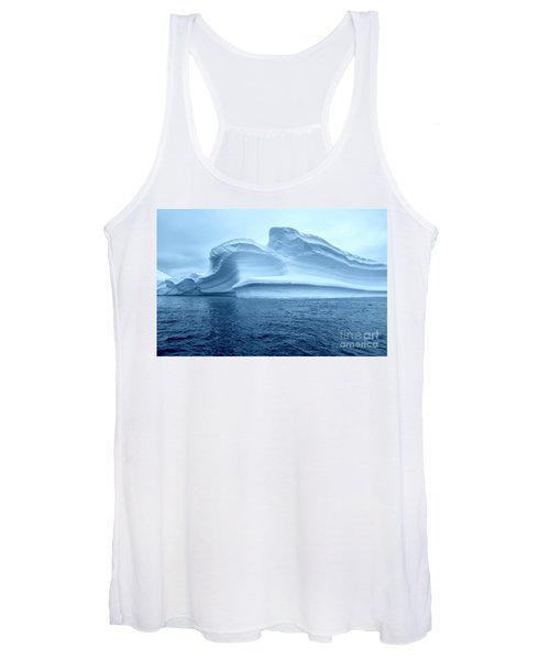 Visions Of Blue Women's Tank Top