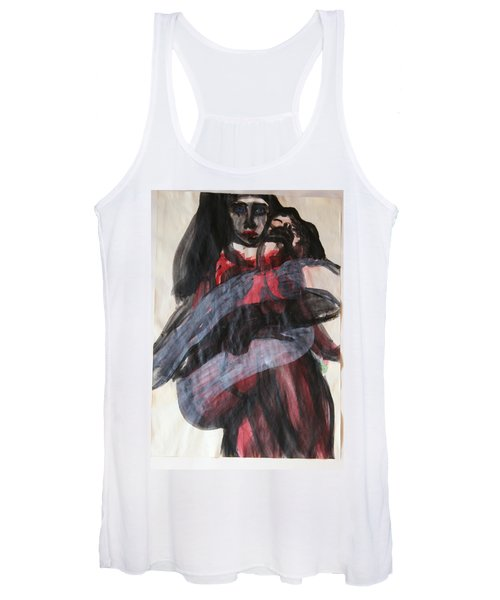 Waiting For The Cross Women's Tank Top