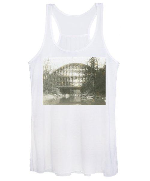 Walnut Lane Bridge Women's Tank Top