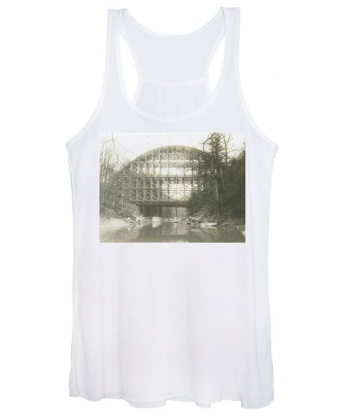 Walnut Lane Bridge Women's Tank Top