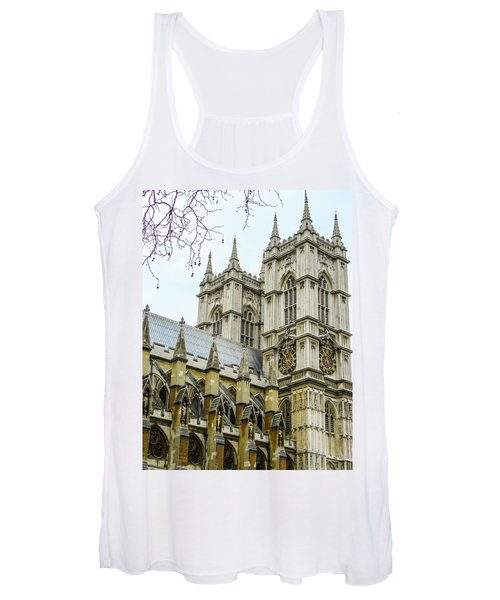 Westminster Abbey Women's Tank Top