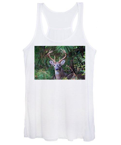 Whitetail Deer Women's Tank Top