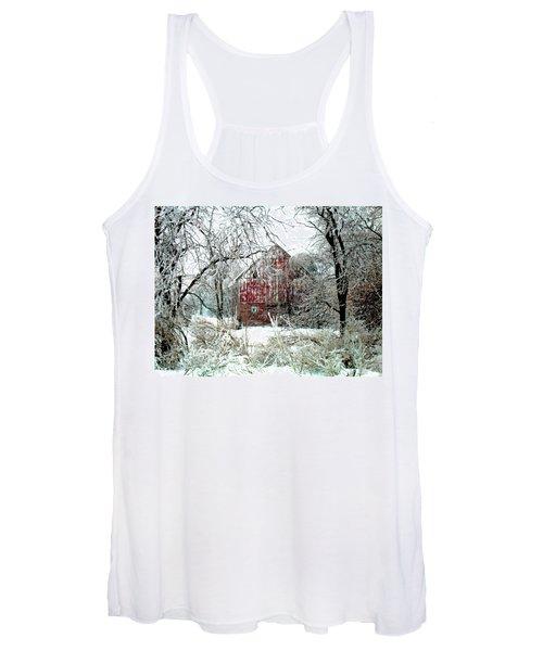 Winter Wonderland Women's Tank Top