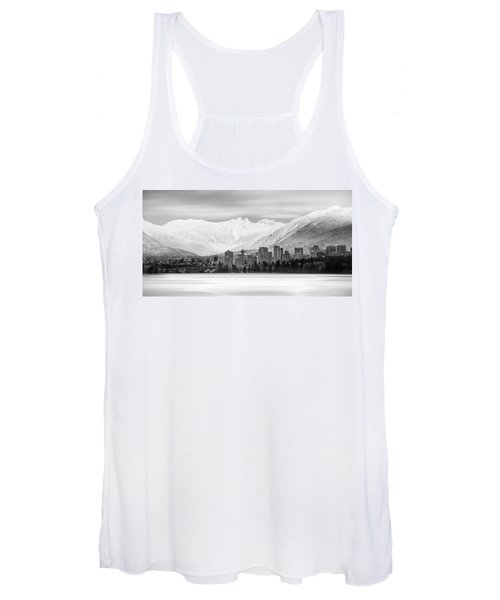 Winterscape Vancouver Women's Tank Top