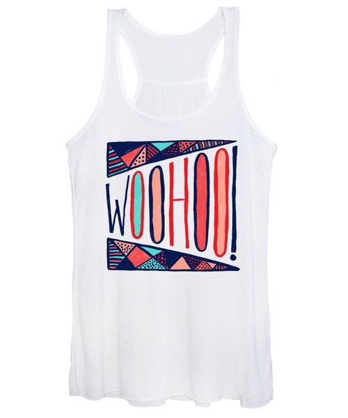 Woohoo Women's Tank Top