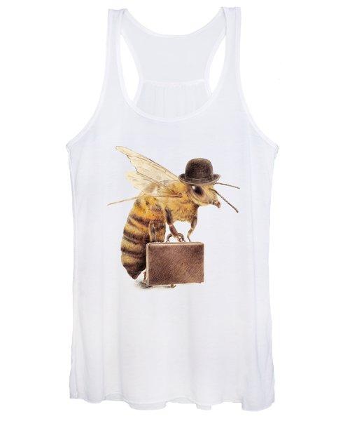 Worker Bee Women's Tank Top