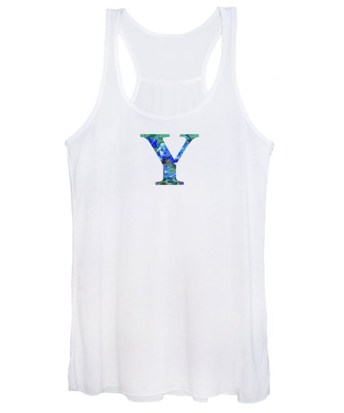 Y 2019 Collection Women's Tank Top