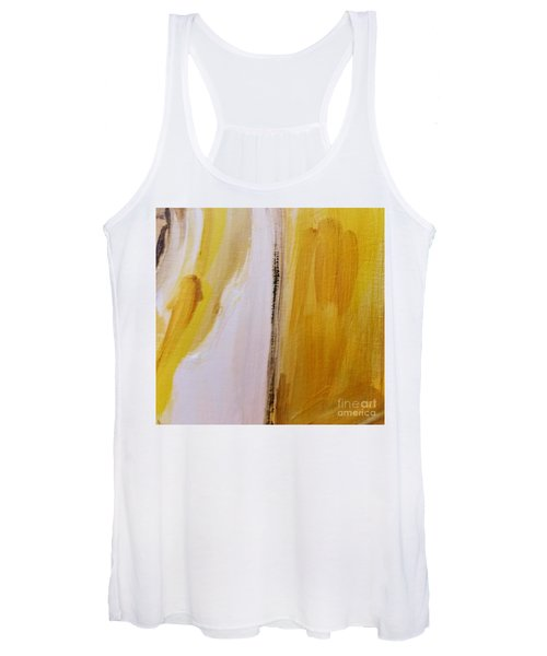 Yellow #5 Women's Tank Top