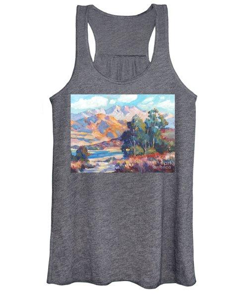 California Lake Women's Tank Top