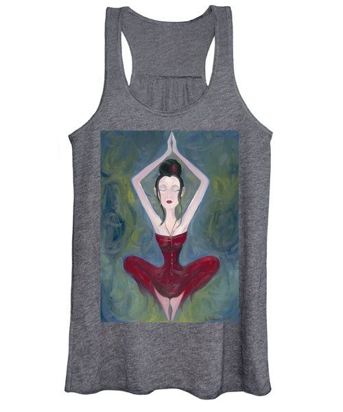 Seeking Women's Tank Top