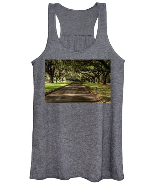 Boone Plantation Road Women's Tank Top
