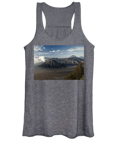 Bromo Mountain Women's Tank Top
