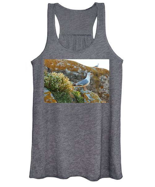 Cíes Islands. Islas Atlánticas Women's Tank Top