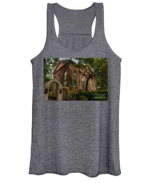 College Of Charleston Campus Women's Tank Top