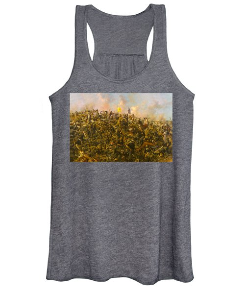 Custers Last Stand Women's Tank Top