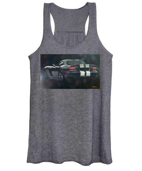 Dodge Viper 2 Women's Tank Top