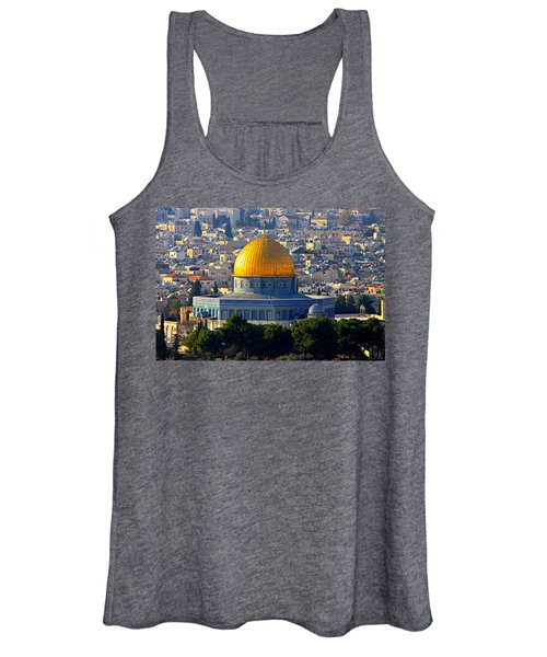 Dome Of The Rock Women's Tank Top