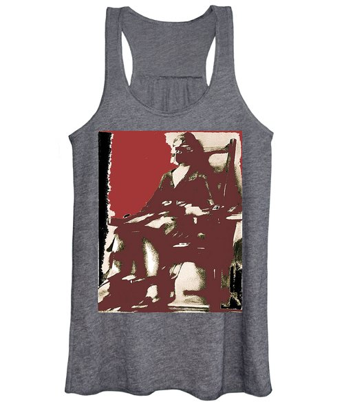 Film Homage Picture Snatcher Number 1 1933 Ruth Snyder Execution January 1928-2013 Women's Tank Top