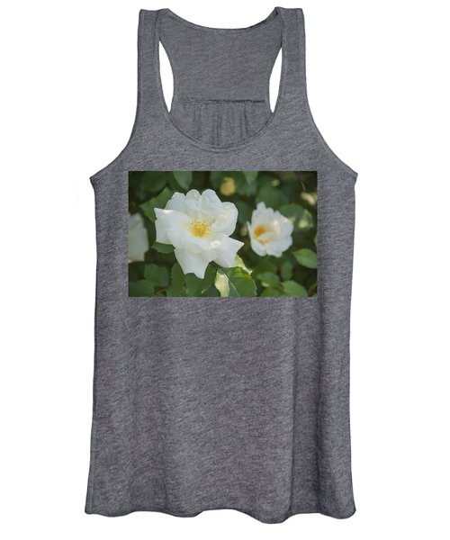 Floral Beauty Women's Tank Top