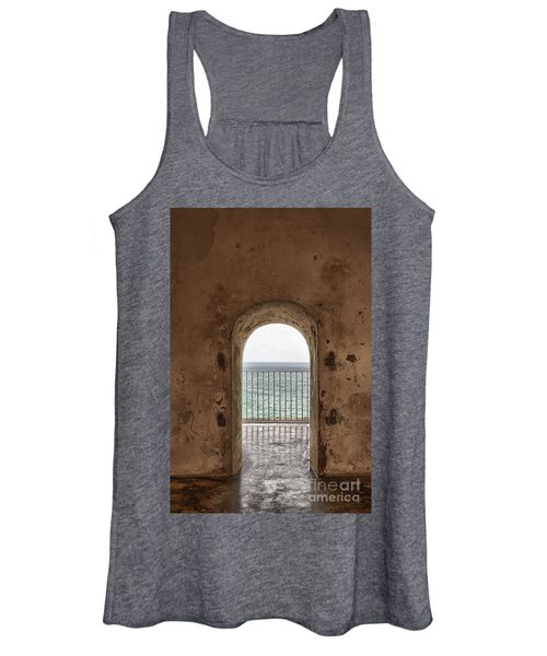 Fort Castillo San Felipe Del Morro Women's Tank Top