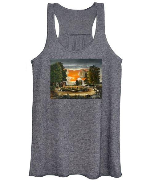 Hoggets Farm Women's Tank Top