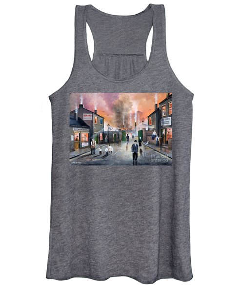 Images Of The Black Country Women's Tank Top