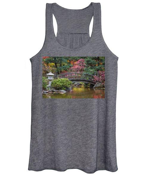 Japanese Bridge Women's Tank Top