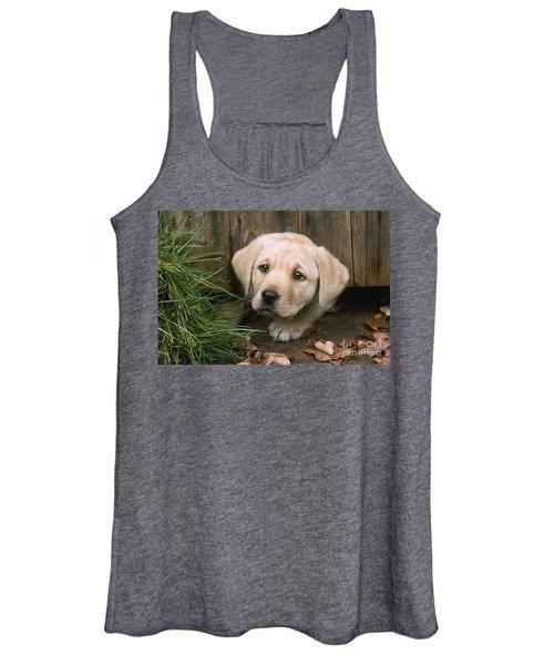 Labrador Puppy Women's Tank Top