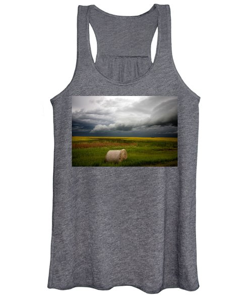 Saskatchewan Storm  Women's Tank Top