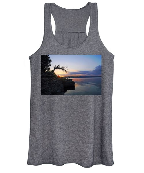 Sunrise Over Table Rock Lake Women's Tank Top
